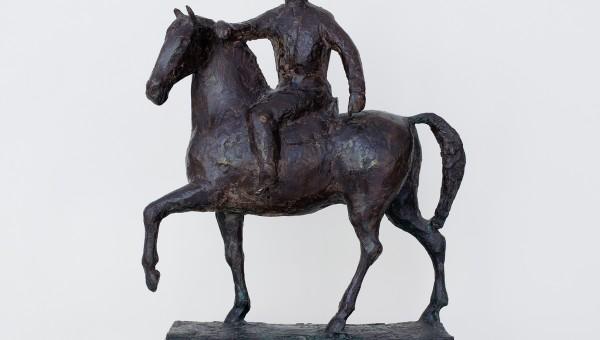 Escultura Ecuestre Cristino Mallo